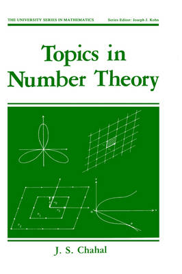 Topics in Number Theory - University Series in Mathematics (Hardback)