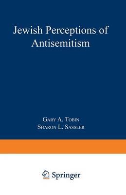 Jewish Perceptions of Antisemitism (Paperback)