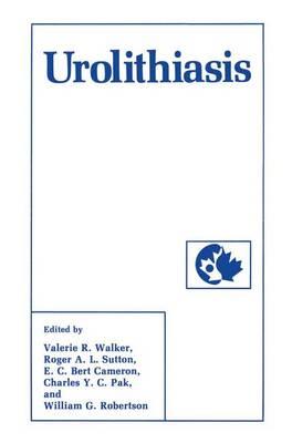 Urolithiasis (Hardback)