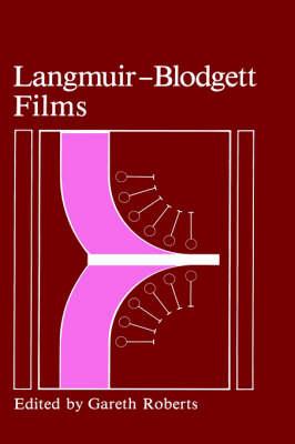 Langmuir-Blodgett Films (Hardback)