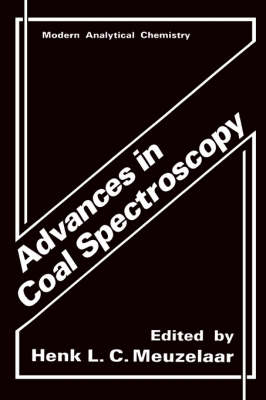Advances in Coal Spectroscopy - Modern Analytical Chemistry (Hardback)