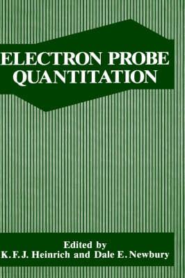 Electron Probe Quantitation (Hardback)