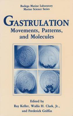 Gastrulation 1990: Movements, Patterns and Molecules - Colloquium Proceedings - Bodega Marine Laboratory Marine Science Series (Hardback)