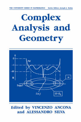 Complex Analysis and Geometry - University Series in Mathematics (Hardback)