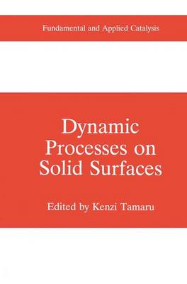 Dynamic Processes on Solid Surfaces - Fundamental and Applied Catalysis (Hardback)
