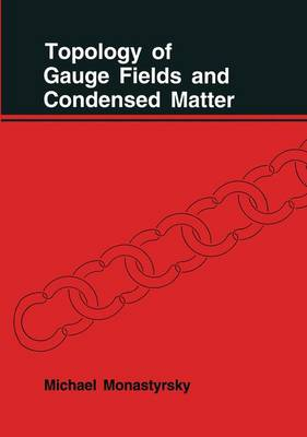 Topology of Gauge Fields and Condensed Matter (Hardback)