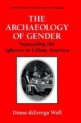 The Archaeology of Gender: Separating the Spheres in Urban America - Interdisciplinary Contributions to Archaeology (Hardback)