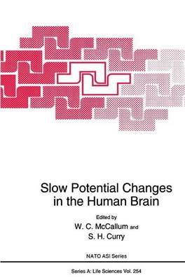 Slow Potential Changes in the Human Brain - NATO Science Series A 254 (Hardback)
