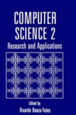 Computer Science 2: Research and Applications (Hardback)