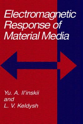 Electromagnetic Response of Material Media (Hardback)