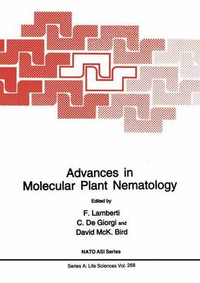 Advances in Molecular Plant Nematology - NATO Science Series A 268 (Hardback)