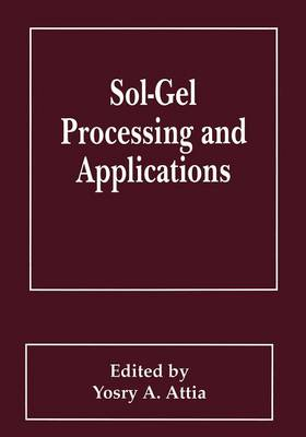 Sol-Gel Processing and Applications (Hardback)