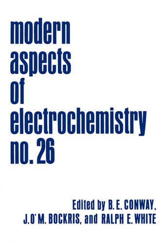 Modern Aspects of Electrochemistry - Modern Aspects of Electrochemistry 29 (Hardback)