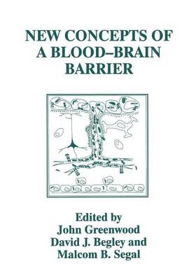 New Concepts of a Blood-Brain Barrier (Hardback)
