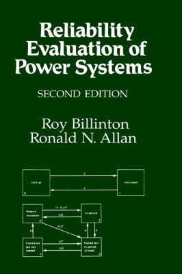 Reliability Evaluation of Power Systems (Hardback)