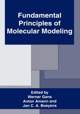Fundamental Principles of Molecular Modeling (Hardback)