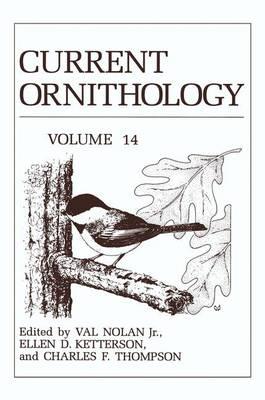 Current Ornithology - Current Ornithology 15 (Hardback)