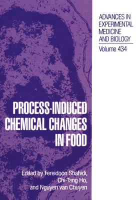 Process-Induced Chemical Changes in Food - Advances in Experimental Medicine and Biology 434 (Hardback)