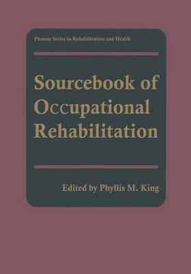 Sourcebook of Occupational Rehabilitation - Springer Series in Rehabilitation and Health (Hardback)