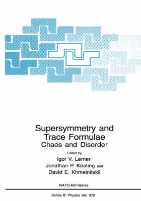 Supersymmetry and Trace Formulae: Chaos and Disorder - NATO Science Series B 370 (Hardback)