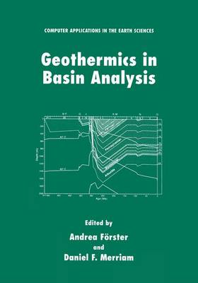 Geothermics in Basin Analysis - Computer Applications in the Earth Sciences (Hardback)