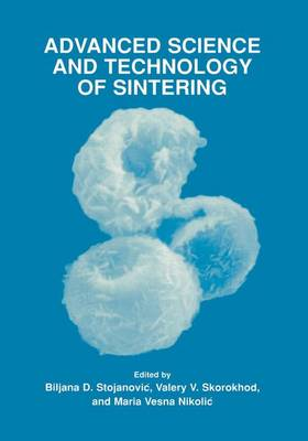 Advanced Science and Technology of Sintering (Hardback)