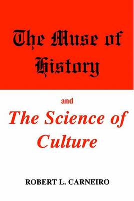 The Muse of History and the Science of Culture (Hardback)