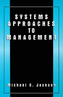 Systems Approaches to Management (Hardback)