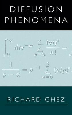 Diffusion Phenomena: Cases and Studies (Hardback)