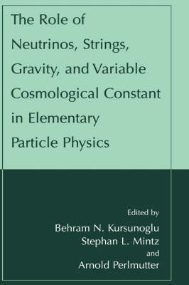 The Role of Neutrinos, Strings, Gravity, and Variable Cosmological Constant in Elementary Particle Physics (Hardback)