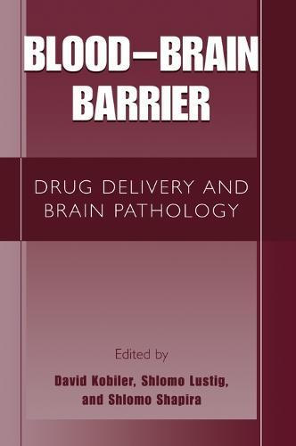 Blood Brain Barrier: Drug Delivery and Brain Pathology (Hardback)