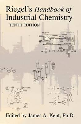 Riegel's Handbook of Industrial Chemistry (Hardback)