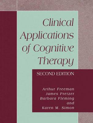 Clinical Applications of Cognitive Therapy (Hardback)