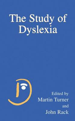 The Study of Dyslexia (Hardback)