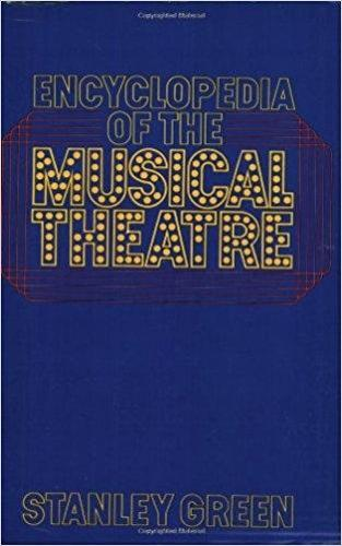 Encyclopedia Of The Musical Theatre (Paperback)