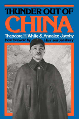 Thunder Out of China (Paperback)