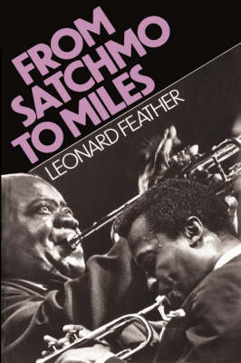 From Satchmo To Miles (Paperback)