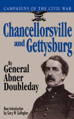 Chancellorsville And Gettysburg (Paperback)