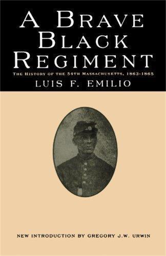 A Brave Black Regiment (Paperback)