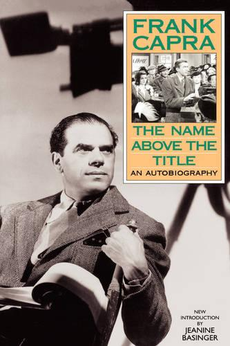 The Name Above The Title (Paperback)