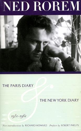 The Paris Diary & The New York Diary 1951-1961 (Paperback)