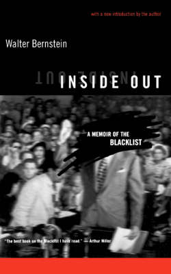 Inside Out: A Memoir Of The Blacklist (Paperback)