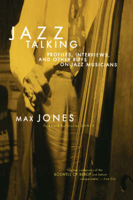 Jazz Talking: Profiles, Interviews, And Other Riffs On Jazz Musicians (Paperback)