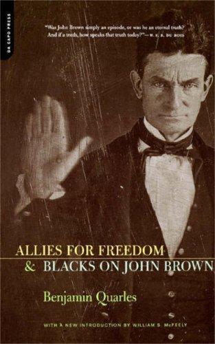 Allies For Freedom & Blacks On John Brown (Paperback)