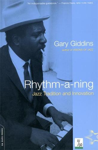 Rhythm-a-ning: Jazz Tradition And Innovation (Paperback)