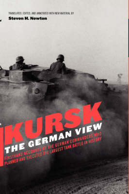 Kursk: The German View (Hardback)