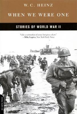 When We Were One: Stories Of World War II (Paperback)