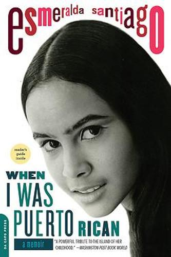 When I Was Puerto Rican: A Memoir (Paperback)