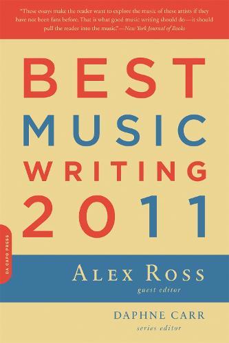 Best Music Writing 2011 (Paperback)