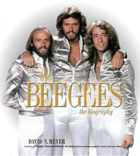 The Bee Gees: The Biography (Hardback)